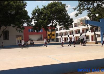 Baskert Ball Ground - 2