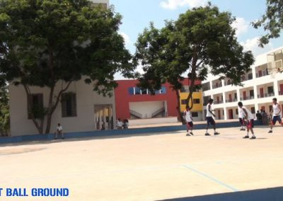 Basket Ball Ground