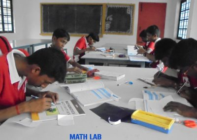 Maths Lab1