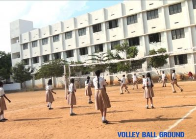 Volley Boll Ground